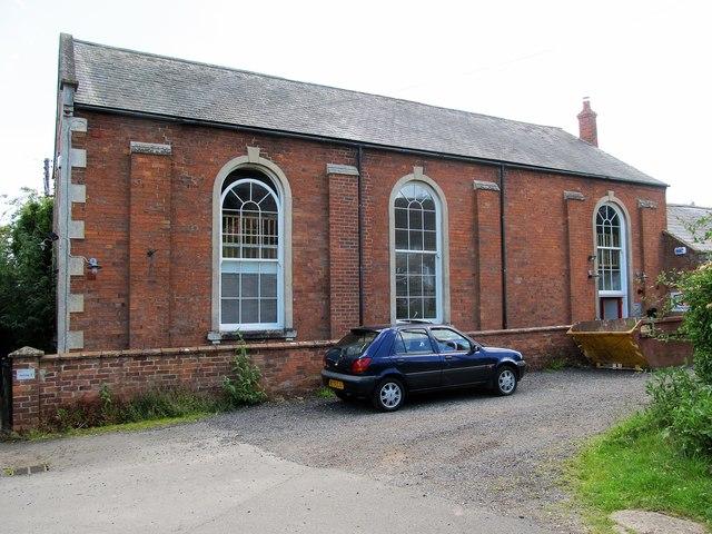 Upper Brailes Former Wesleyan Chapel