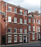 SO5139 : 15-17 St Owen's Street, Hereford by Stephen Richards