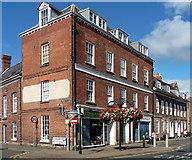 SO5139 : 38-46 St Owen's Street, Hereford by Stephen Richards