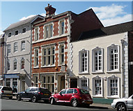 SO5139 : 14-18 St Owen's Street, Hereford by Stephen Richards