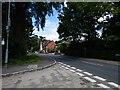 SU9070 : Crossroads near Somerton Farm by James Emmans