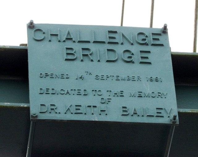 Anneka's Bridge, Wadebridge