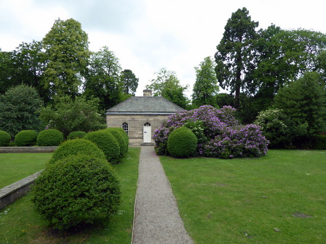 Estate Offices, Gibside