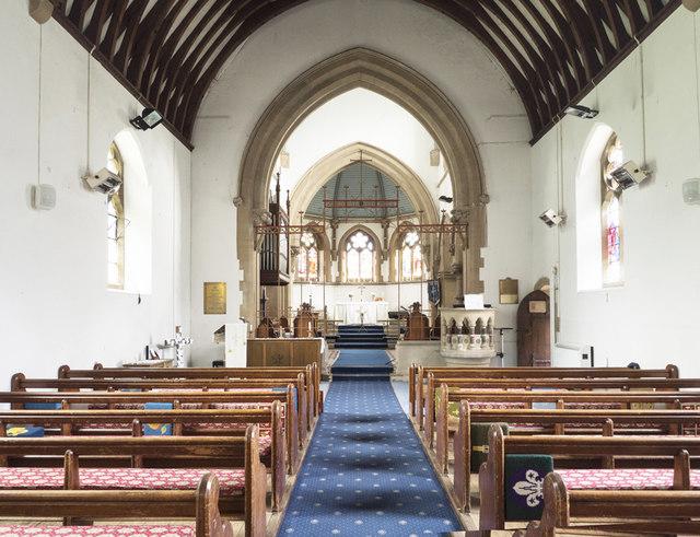 St Peter, Wimblington - East end