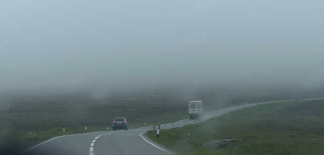 Cat and Fiddle Road A537
