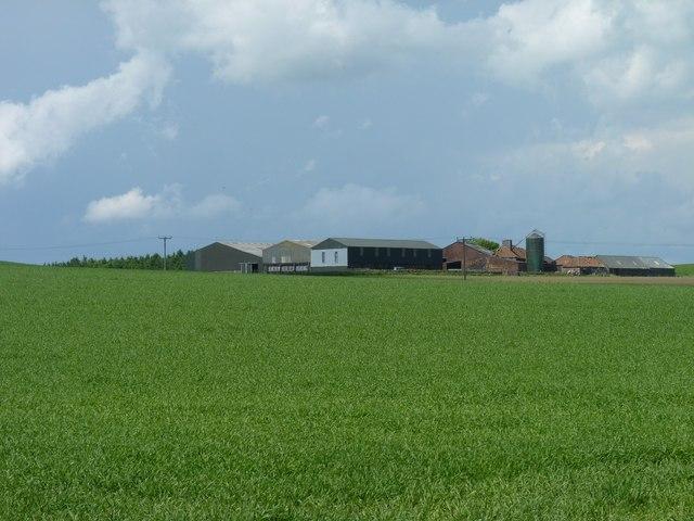South Cassingray farm