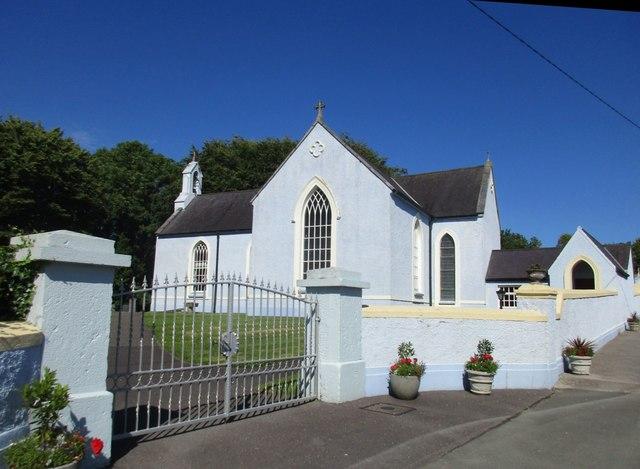 Church at Minane Bridge