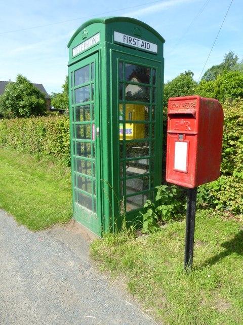 No longer a telephone box
