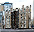 TQ3481 : Morrison Buildings North, 35a Commercial Road, Whitechapel by Julian Osley