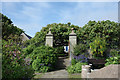 HU4039 : Garden Gates by Des Blenkinsopp