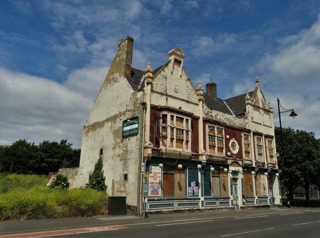 Captain Cook Pub, Durham St, Middlesbrough