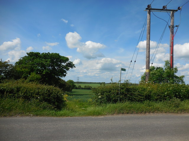 Footpath to Pytchley