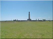 SZ6398 : Southsea, Naval Memorial by Mike Faherty