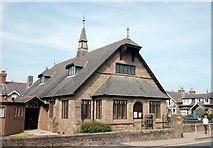 NO8785 : Former St Bridget's Church, Stonehaven by Bill Harrison