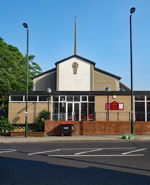 Brookside Methodist Church, East Barnet