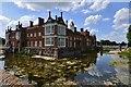 TM1857 : Helmingham Hall by Michael Garlick
