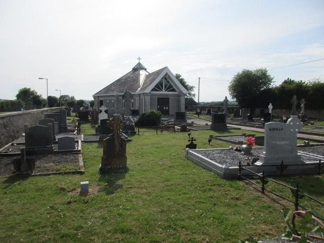 Church at Kinsalebeg