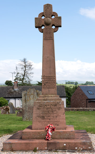 War Memorial, Great Salkeld
