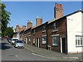 SK3447 : Early terraced houses on Mill Street, formerly 'Hedge Row' by Alan Murray-Rust