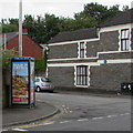 ST2077 : Baked in Cornwall advert on a Splott corner, Cardiff by Jaggery