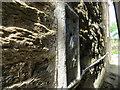 SW9348 : Ordnance Survey Flush Bracket 1779 by Peter Wood