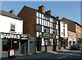 SK3447 : Riflemans Arms, Bridge Street, Belper by Alan Murray-Rust