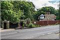 TQ4163 : Beckford Lodge by Ian Capper