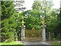 NS1385 : Golden Gates at Benmore by M J Richardson
