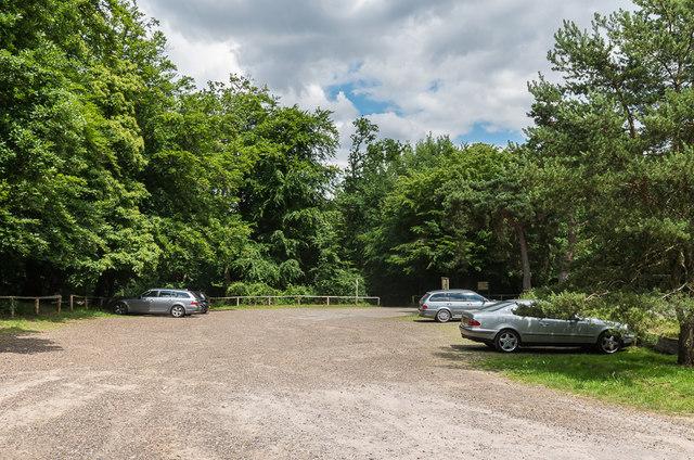 Westerham Road car park