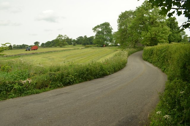 Washbrook Lane, Tissington, Derbyshire
