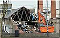 J3474 : Former social security office, Belfast - June 2017(1) by Albert Bridge