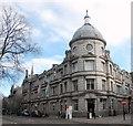 NJ9306 : Former Aberdeen Academy, Schoolhill, Aberdeen by Bill Harrison