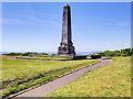 SY6873 : Portland Cenotaph by David Dixon