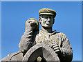 SY6873 : Spirit of Portland, The Quarryman by David Dixon