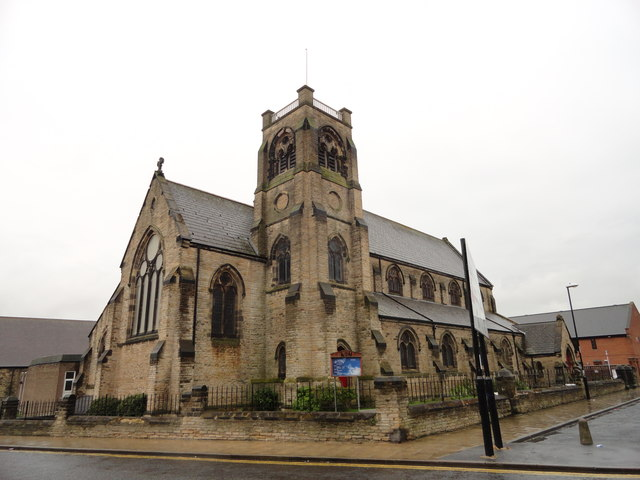 Church of St Luke, Pallion