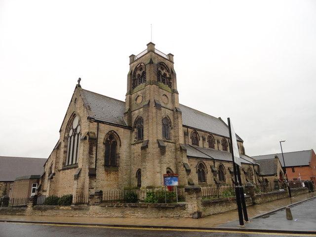 Church of St Luke, Pallion