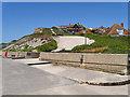 SY4590 : Esplanade and West Cliff by David Dixon