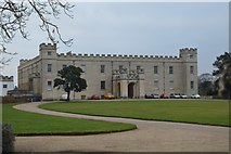TQ1776 : Syon House by N Chadwick