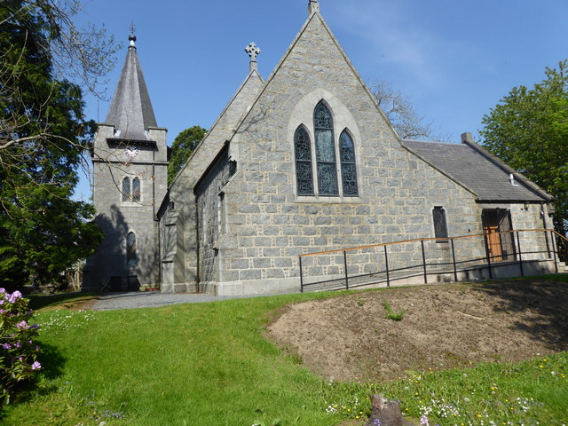 St Andrew's Episcopal Church, Alford