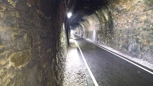 Multi-user tunnel