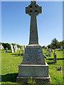 SY5785 : Abbotsbury War Memorial and St Nicholas' Churchyard by David Dixon