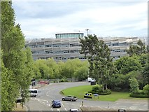 NZ2564 : Northumbria University City Campus East by Oliver Dixon