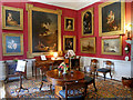 ST7734 : The Music Room, Stourhead House by David Dixon