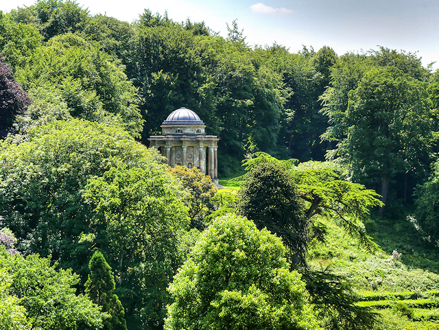 Stourhead, The Temple of Apollo