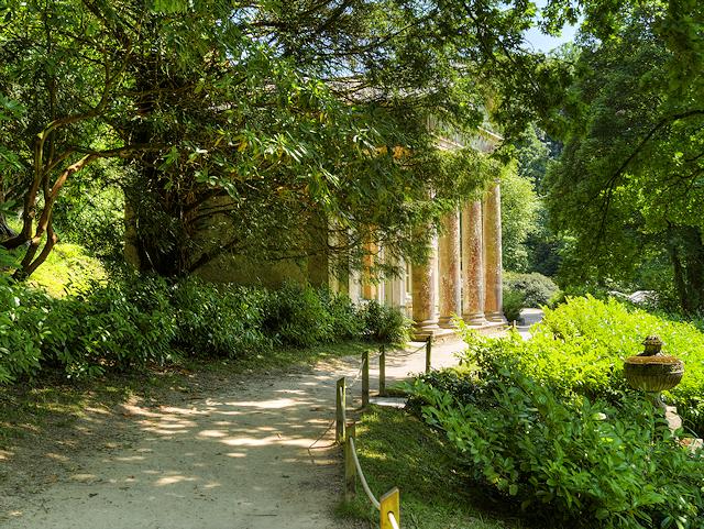 Stourhead Estate, The Temple of Flora