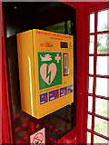 ST7834 : Defibrillator Box by David Dixon