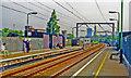 TQ2985 : Kentish Town West station, 1997 by Ben Brooksbank