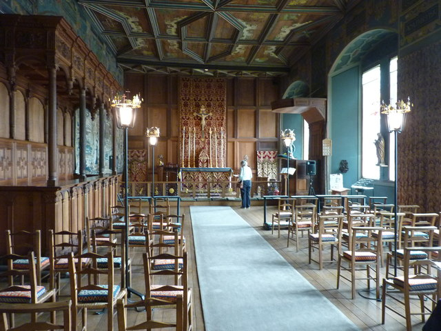 Chapel of Falkland Palace