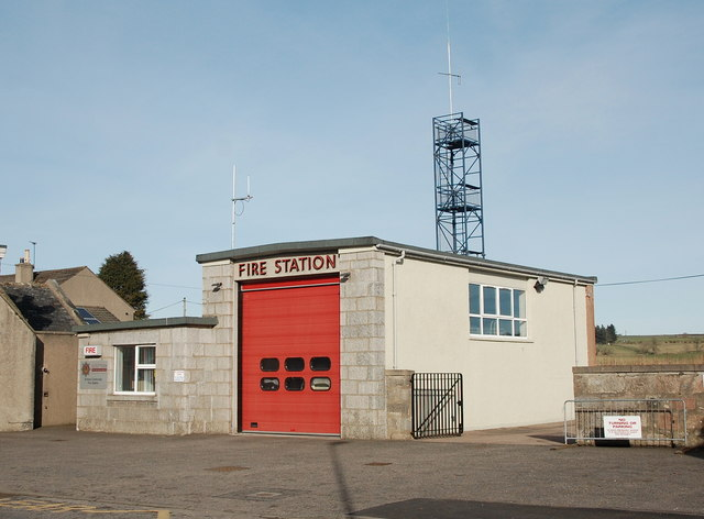 Kintore Fire Station