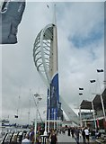 SZ6299 : Portsmouth, tower by Mike Faherty
